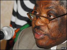 Zambian President Levy Mwanawasa (file photo)