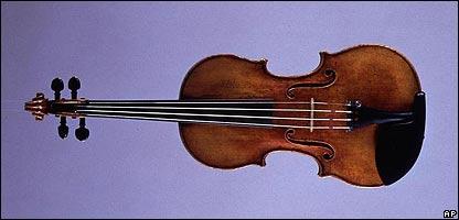 Viol�n Stradivarius