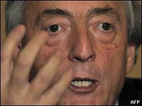 Néstor Kirchner, AFP