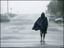Resident of Galveston
