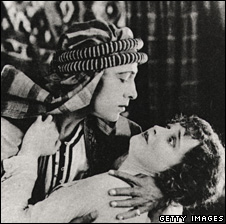 Still from 1921's The Sheik