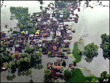 Floods in Bihar (file picture]