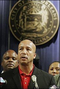 Alcalde de Nueva Orleans, Ray Nagin