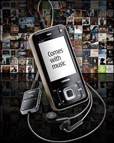 Nokia's 5310 handset