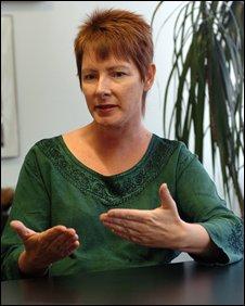 Author Sherry Jones