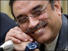 Zardari, Mr. 10%