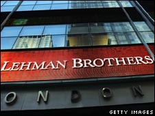 Lehman Brothers headquarters