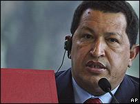Hugo Chávez en China