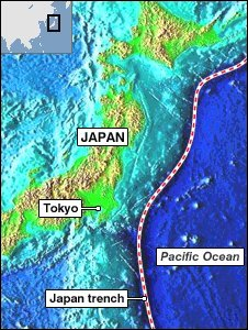 Japan Trench