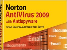 Norton Antivirus product box