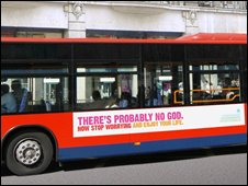 atheism bus
