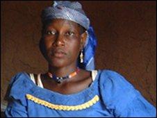 Hadijatou Mani (image: Anti-Slavery International)