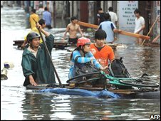 It was the heaviest rain in Vietnam for decades