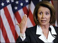 Nancy Pelosi, Speaker of the House of Representatives