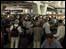 Stranded passengers at Bangkok airport