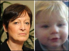 Sharon Shoesmith/Baby P