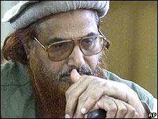 Lashkar-e-Taiba founder Hafiz Mohammad Saeed, undated file pic