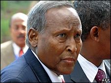 Abdullahi Yusuf Ahmed (file)