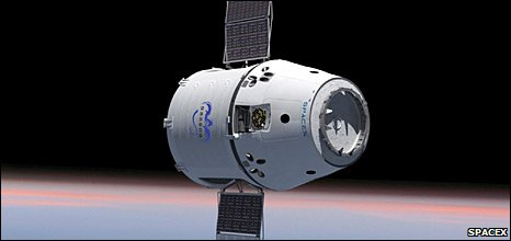 Dragon capsule (SpaceX)