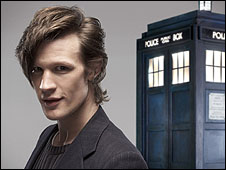 Matt Smith - The 11th Doctor