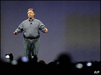 Phil Shiller, vicepresidente de Apple