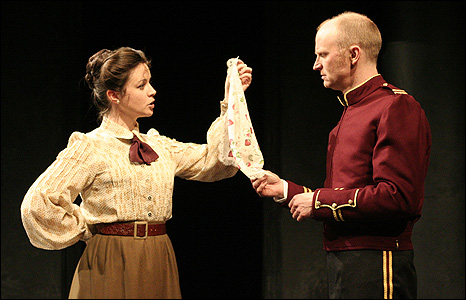 the loyalty of desdemona to othello Free free essays desdemona othello  - an outspoken wife as the penalty for dishonesty in othello in william shakespeare's othello, the loyalty of a woman to a man .