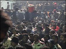 Sufi gathering in Lahore
