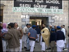 Teachers in Swat