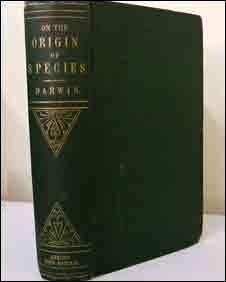 Darwin first edition