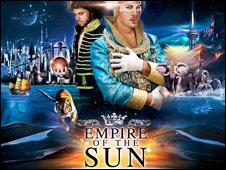 Empire of the Sun album cover