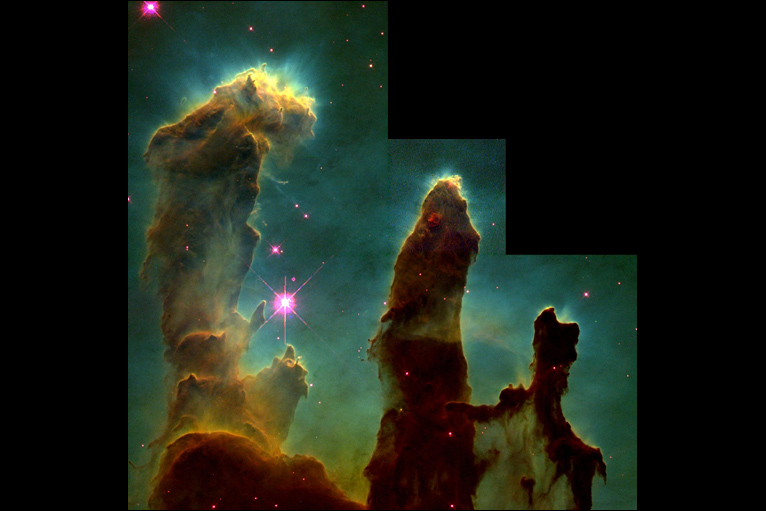 Hubble's best images. BBC.
