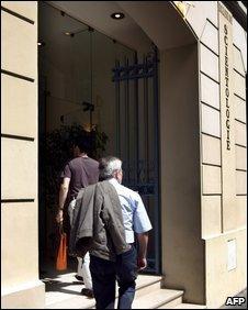 Paris branch of Church of Scientology