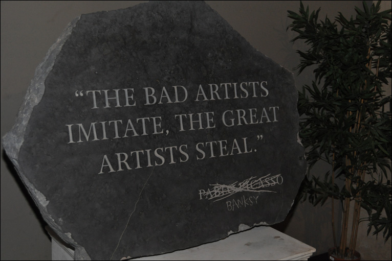 Bad artists...