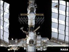 ISS, July 17 (Nasa)