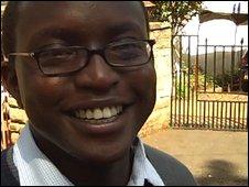 Kenyan architect and town planner Mumo Musev