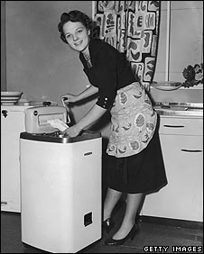 1950s washing machine