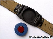 Magnetic wrist strap