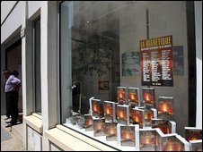 File photo of Scientology's Celebrity Centre in Paris, may 2009