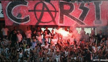 Besiktas' supporters club - Carsi