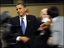 Barack Obama (Image: AFP)
