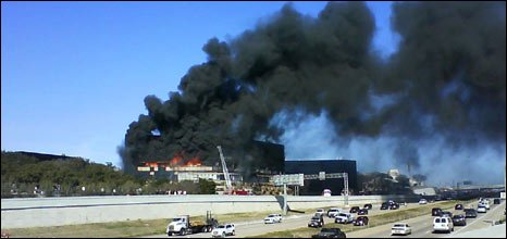 Crash Site in Austin