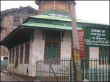 Rozabal shrine, Srinagar