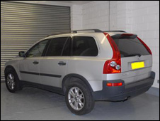 Police want information about this Volvo