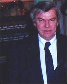 Philip Holmes, who was found murdered in his flat in Rhyl,  Denbighshire