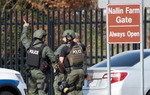 미국, 이번에는 보조 시설에서 총을 쏘고 … 중상을 입은 두 명과 용의자를 살해