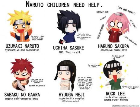 Chibi Naruto Joke