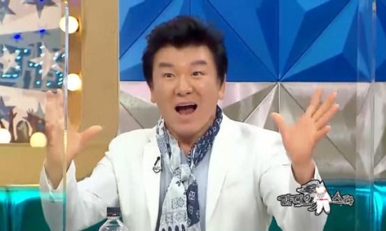 '라디오 스타'주병진, 개그 월드 주단 태?  속옷 회사 성공 → 펜트 하우스 생활