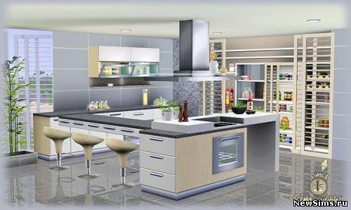 Sims Life 3 Cozinhas