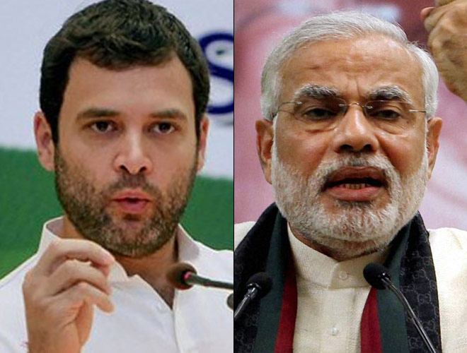 Exit polls by TV channels predict BJP victory in Gujarat and Himachal Pradesh