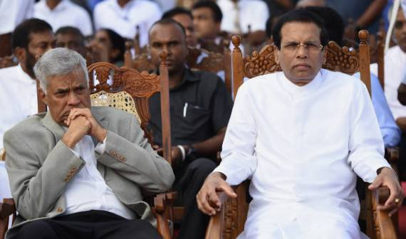 Sri Lankan President's party to continue with unity govt